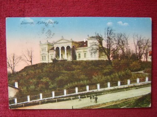 Slovakia Lucenec Hungary Losonc 1918 | eBay