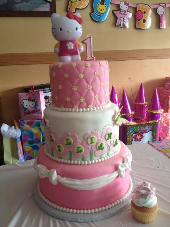 Hello Kitty Cake Design Ideas : Best 20+ Hello kitty cake design ideas on Pinterest ...
