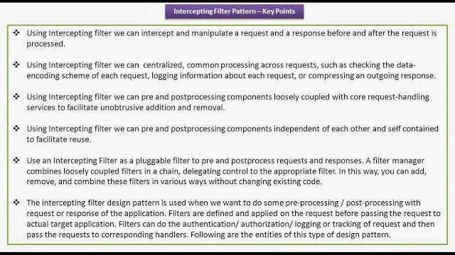 Java Ee Adapter Design Pattern  Keypoints  JEe