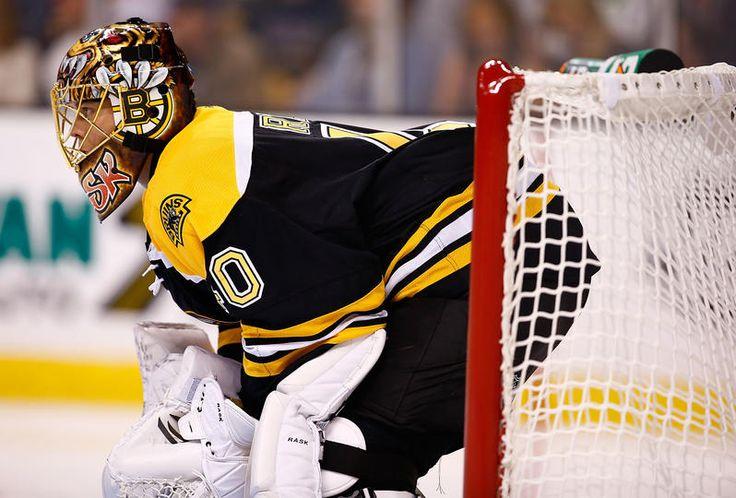 Boston Bruins G #40 Tuukka Rask