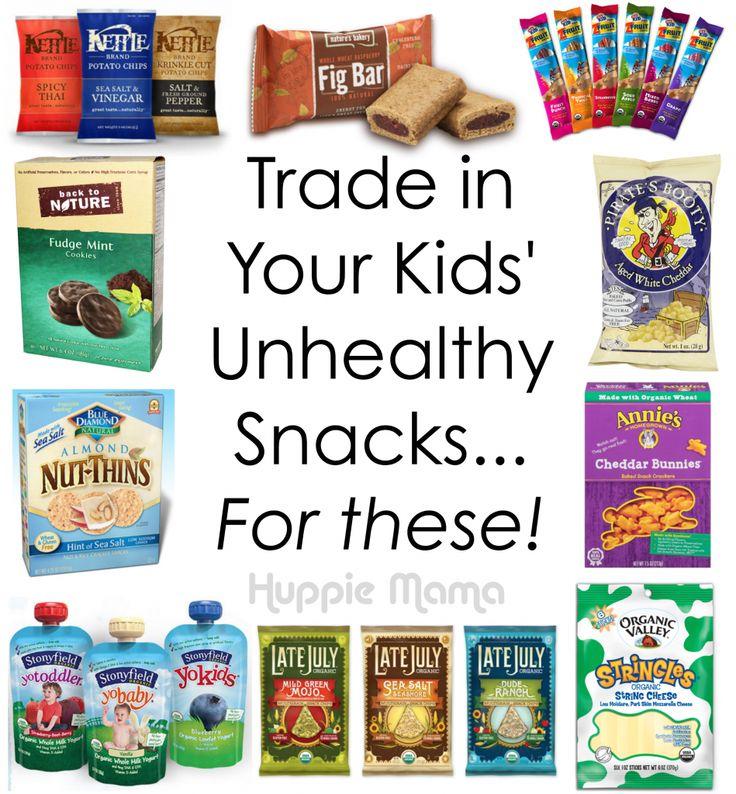 Unhealthy Snack...