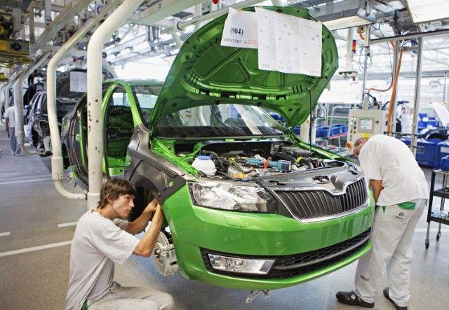 Škoda Rapid – začetek proizvodnje! (Copyright: media.skoda-auto.com)