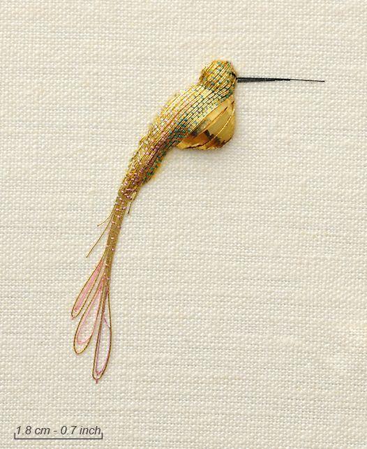Hummingbird by Adeline Schwab - amazing
