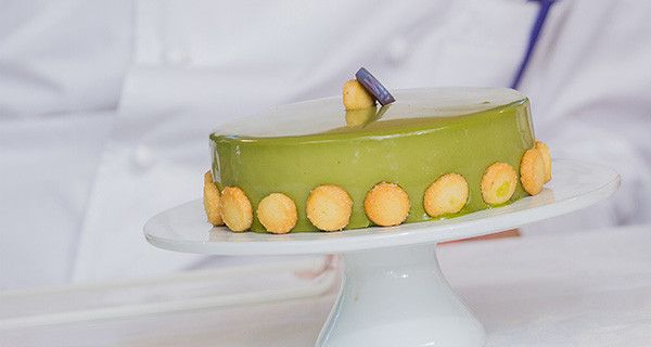 La Torta Green di Ernst Knam per Bake Off Italia 3: scopri la ricetta passo passo su Blogo