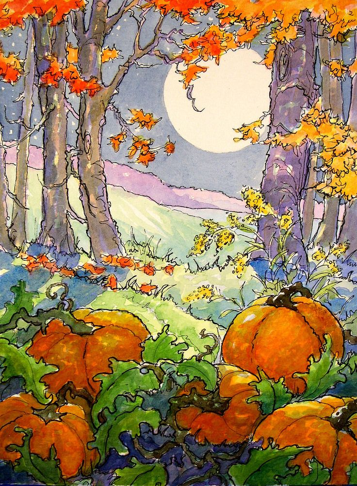 October Bounty Just in Time for Halloween Storybook Cottage Series