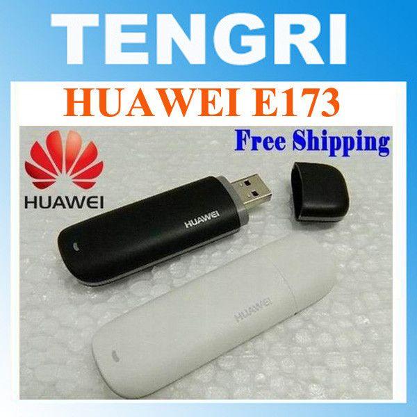 Original unlocked Huawei E173 7.2M Hsdpa USB 3G Modem dongle stick UMTS WCDMA 900/2100MHz