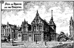 Willemsparkweg: Onze straat in vroegere tijden.