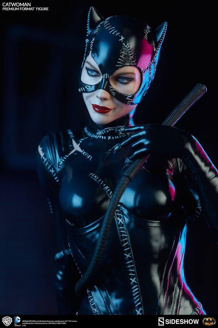 Mulher Gato de Michelle Pfeiffer é merecidamente imortalizada neste colecionável da Sideshow Collectibles | SuperVault