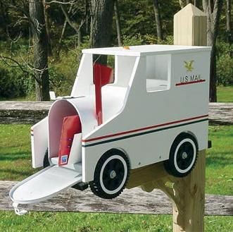 553 best images about mailboxes on pinterest for Funny mailboxes for sale