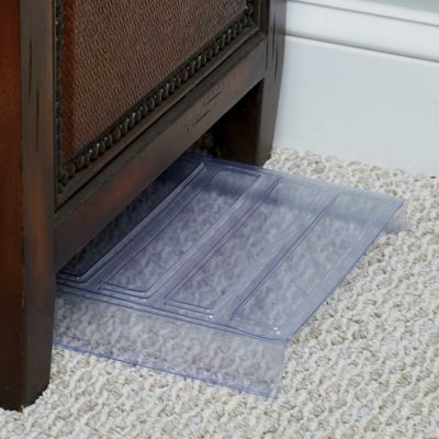 This is totally needed! The Vent Extender redirects air out from under furniture to help save energy. I have a feeling everyone is going to be fighting for the spot where the warm air comes out from under the couch to have nice and toasty toes in the winter!
