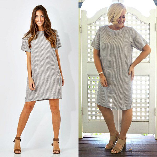 Styling You | Love a shift dress like I love a shift dress? Then you'll love this linen-cotton shift dress from Bird Keepers spring 2016 collection.