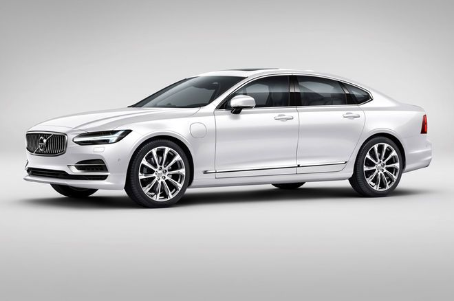 The Download on the 2017 Volvo S90 and Volvo's Plans for the Future
