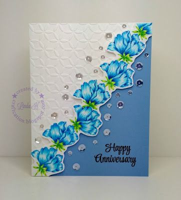 Floral Anniversary Cards using Altenew Peony Bouquet set