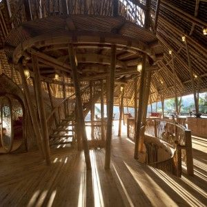 IBUKU bamboo design
