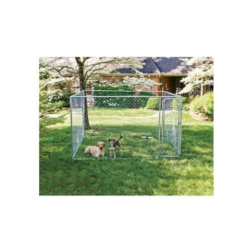 Fences and Exercise Pens 20748: Petsafe Box Kennel For Pets, 10X10x6 -> BUY IT NOW ONLY: $277.15 on eBay!