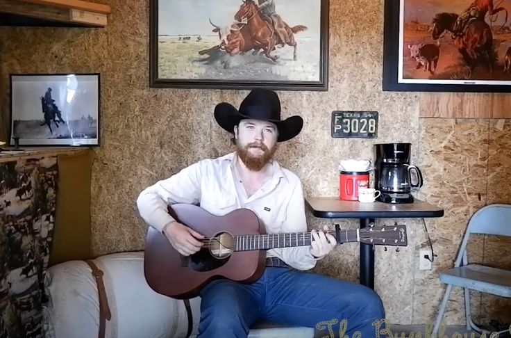 colter wall performs diamond joe in the latest edition on colter wall id=38197