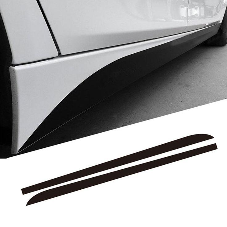 Gloss Matte Black 2.05/2.15/2.3M M SPORT M Performance for BMW F30 F10 F01 3/5 Series 320i 520i E60 Side Skirt Stickers Decals