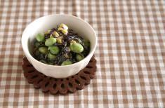 ひじきと枝豆のサラダ | 管理栄養士のダイエットレシピ ひめキッチン。|ダイエットピンキー