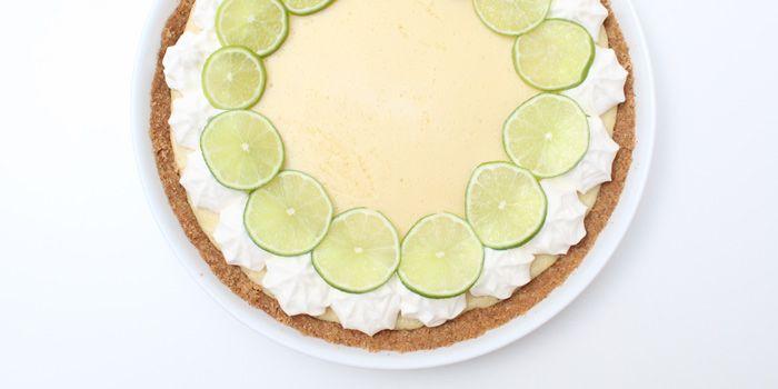 Key lime pie #keylimepie