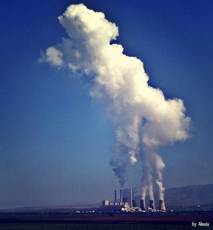 https://flic.kr/p/s7nBpT | Power plant Greece | Power plant in Kozani Greece