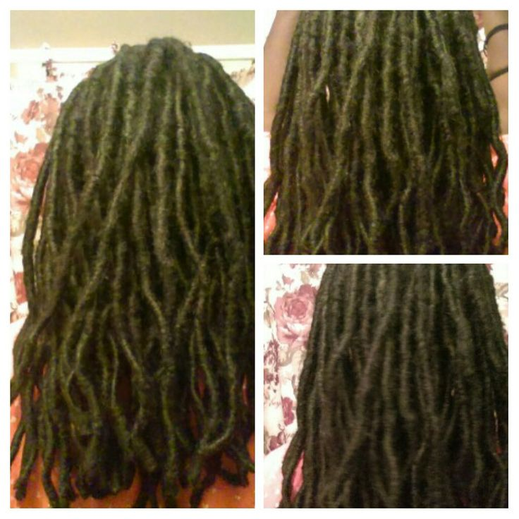 Dreadlock Extensions Marley Hair Journey The