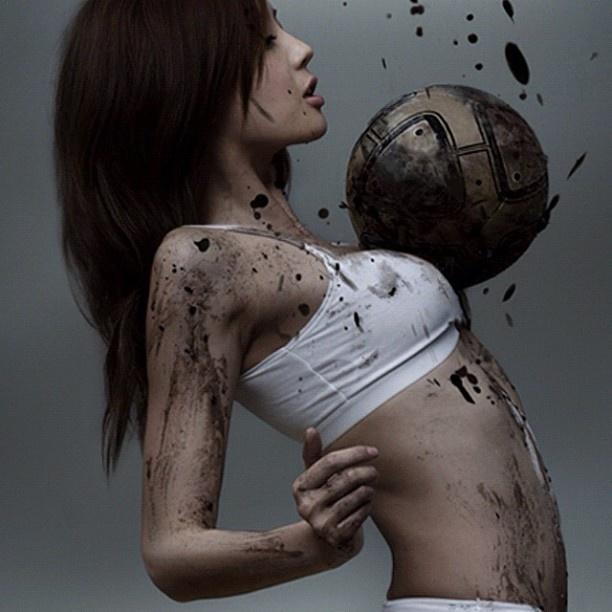 futbol.  sick.