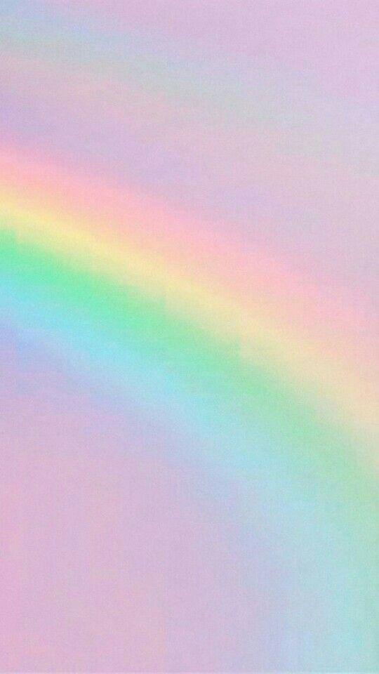Ela é um arco-íris um pote coloridinho, se você chegar no cinza saiba que vai sair com manchas rosas verdes e amarelas ....