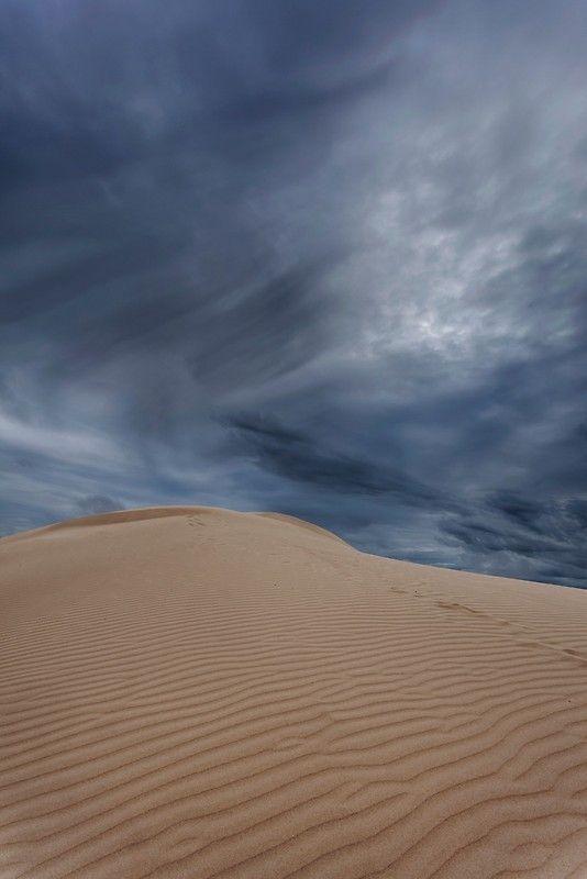 Storm, sand dune, moody, sand, wilsons promontory, big drift