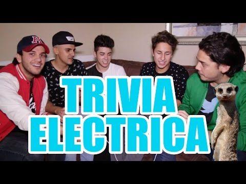 Trivia Electrica ft. Fichis, Beto Pasillas, Mario Bautista y Rix / Juanpa Zurita - YouTube aquí empeso todo