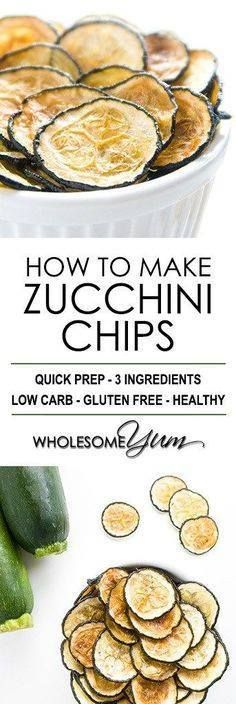 How To Make Zucchini How To Make Zucchini Chips  Baked Zucchini...  How To Make Zucchini How To Make Zucchini Chips  Baked Zucchini Chips Recipe - This baked zucchini chips recipe is so easy! Learn how to make zucchini chips with just 3 ingredients. Naturally low carb gluten-free and paleo. Recipe : http://ift.tt/1hGiZgA And @ItsNutella  http://ift.tt/2v8iUYW