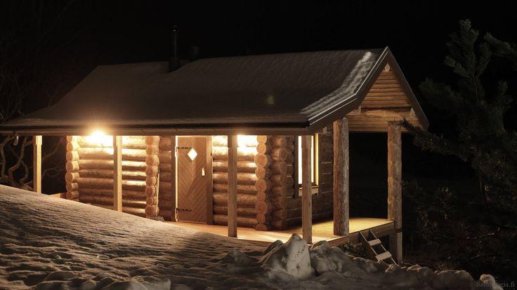 Saunan valaistussuunnittelu ja valot