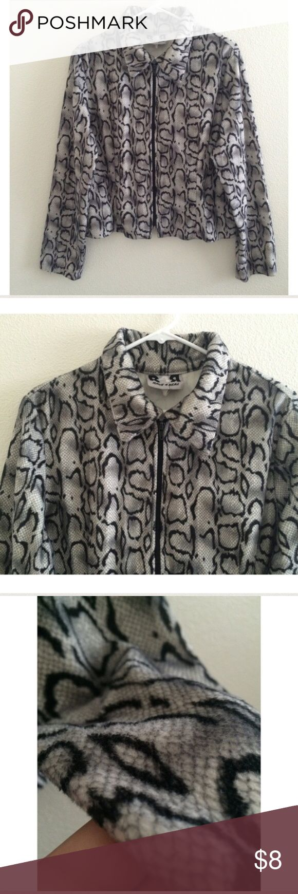 Rave 4 Real Womens Jacket size L . Rave 4 Real Jackets & Coats