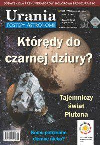 Urania - Postępy Astronomii - Polski Portal Astronomiczny