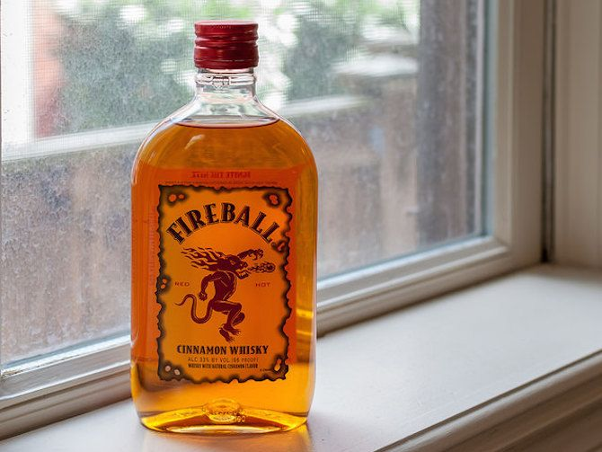 How to Make Your Own Fireball With 4 Simple Ingredients 6 sugar cubes = 6 tsp. sugar
