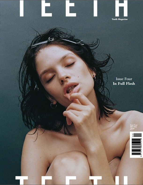 "Teeth Magazine Issue Four ""In Full Flesh"" On Sale Now"