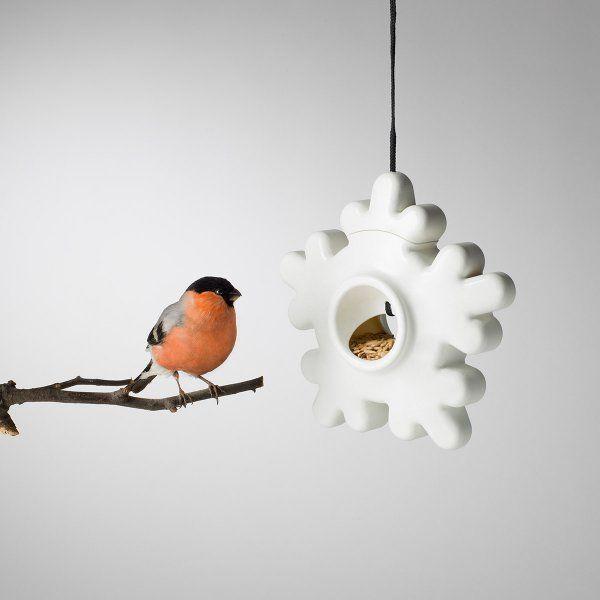 Design House Stockholm Futter-Häuschen Lumi