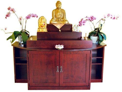 9 best Buddha Altar images on Pinterest | Buddha, Spirituality and ...