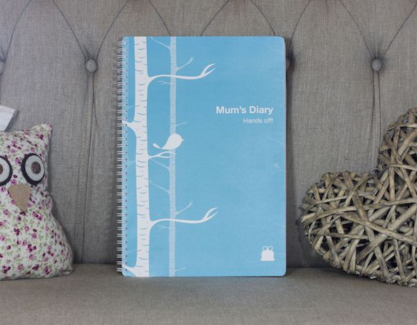 Design Your Year with a New Personalised Diary