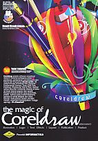 The Magic of Coreldraw disertai Video Tutorial.Hendi Hendratman - AJIBAYUSTORE