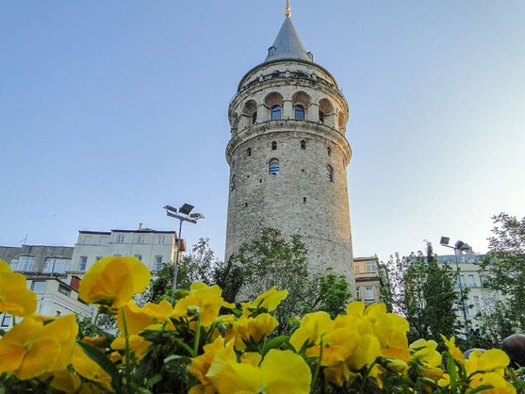 The Galata Tower is a worthwhile sight to check ou…
