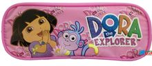Dora the Explorer Plastic Pencil Case Pencil Box - Pink