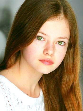 Mackenzie Foy  #Twilight