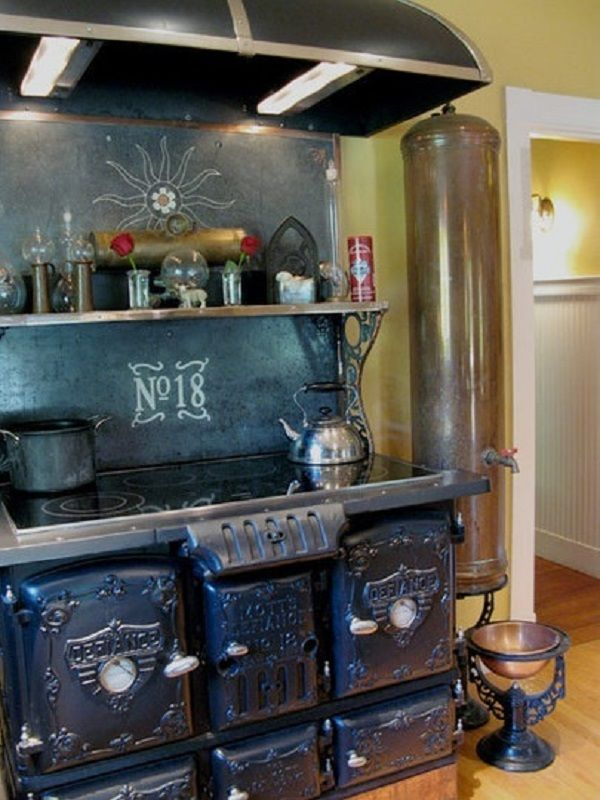 A No 18 Cast Iron Stove Found On Apartmenttherapy Com