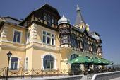 Statutární město Ústí nad Labem: Zámeček Větruše