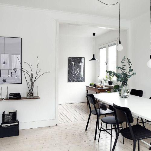 Silver blonde interior inspiration