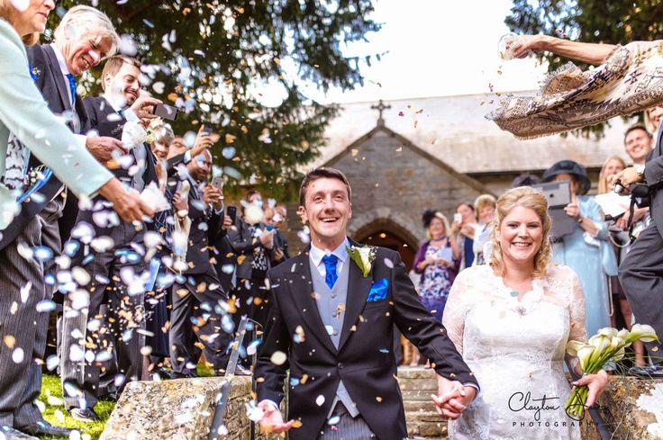 Tom and Emily's autumn #wedding | Wedding #photography