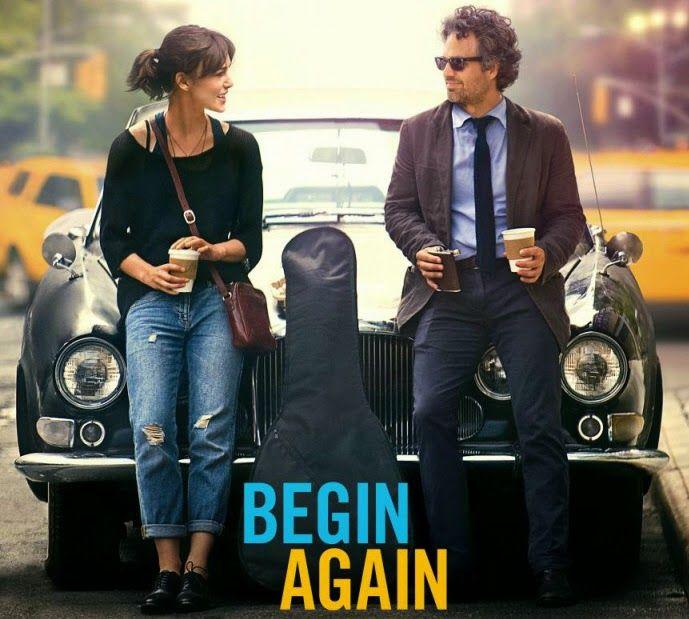 Begin Again (Empezar otra vez), John Carney, EUA, 2013
