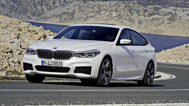 Francfort 2017 : BMW Série 6 Gran Turismo - le blog auto