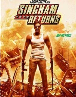 Buy Ajay Devgans Singham Returns Music-CD Online #SinghamReturns #KareenaKapoor #AjayDevgan #Music #Songs #CD