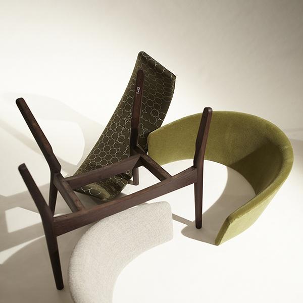 Nanna Ditzel #83 Chair deconstructed